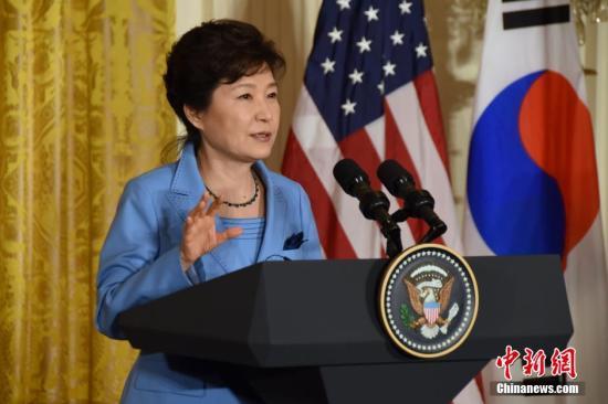 韩国会取消表决中韩自贸协定_朴槿惠表态