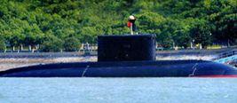 南海舰队372潜艇返航中受命进入一级战备
