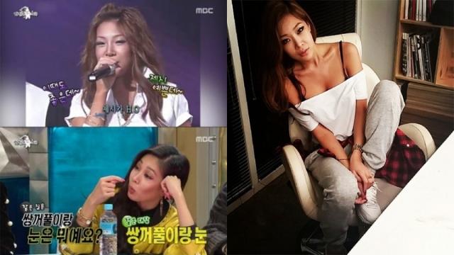 【爆料】韩女星Jessi自曝整容:刚整完像怪物 难过到哭