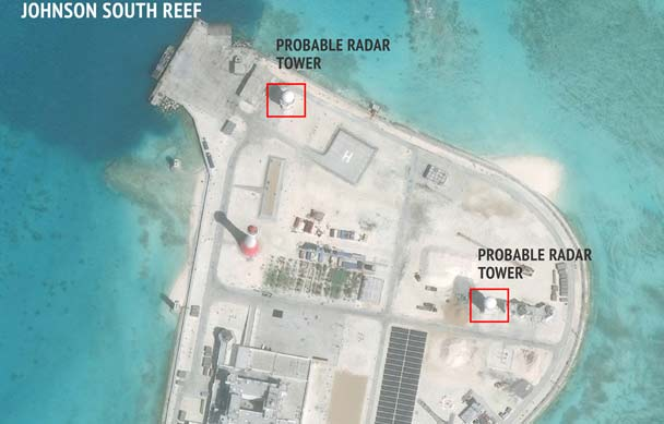 美国如此在意的南沙岛礁建设赋予中国一项强大能力 - heaiyilang5728 - heaiyilang5728的博客