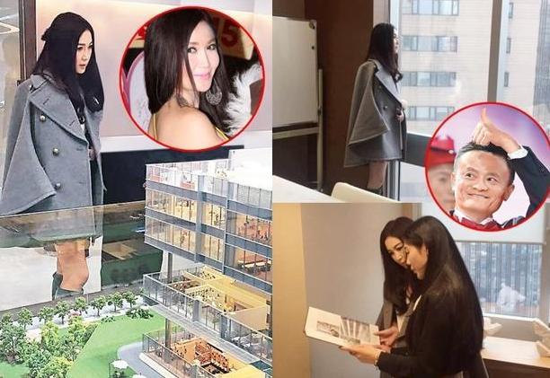 [明星爆料]温碧霞与马云为邻 两千五百万北京买楼盘