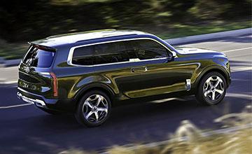 大型7座SUV硬汉气息十足 采用3D打印技术/动力强悍惊人