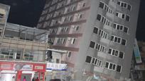 台湾地震当量相当于两个原子弹爆炸