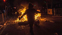 香港旺角暴乱38人被控暴动罪 一少年转交儿童法院