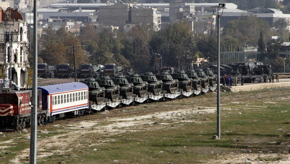 俄媒:土耳其炮擊多國媒體團