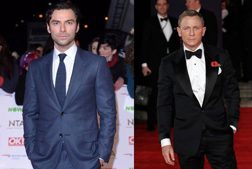 [明星爆料]新任邦德人选已定?曝艾丹·特纳与007制作人会面
