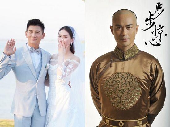 [明星爆料]郑嘉颖未受邀参加吴奇隆婚礼 幽默回应:他们知我懒