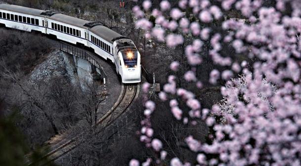 开往春天的火车