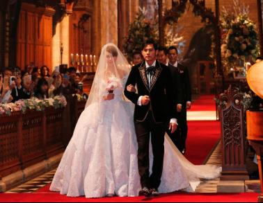 合肥元一希尔顿旅店2016年度春季时尚婚礼秀强势来袭