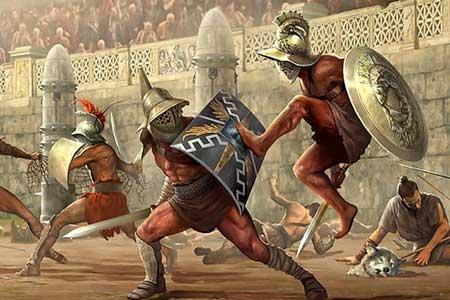 古罗马角斗士为何是素食主义者?