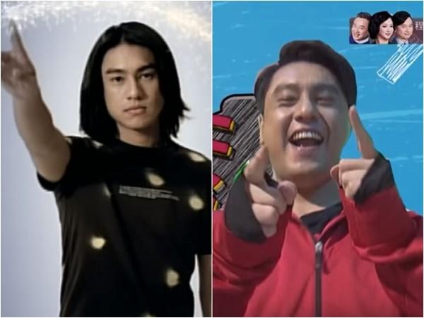"""[明星爆料]朱孝天承认""""输F3一大截""""!体重超标20kg肿成51岁大叔"""