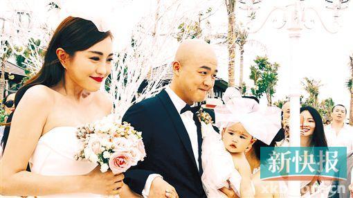 [明星爆料]包贝尔婚礼抢亲环节热闹 贾玲喊话:要韩庚的吻(图)