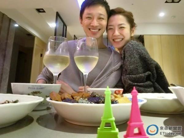 [明星爆料]杨千霈闪婚后首度发文秀恩爱 纺织富二代丈夫身家曝光