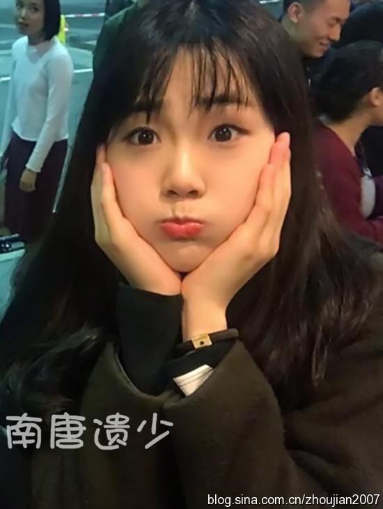"""[明星爆料]不像妈!《渴望》""""刘慧芳""""19岁女儿近照曝光(图)"""