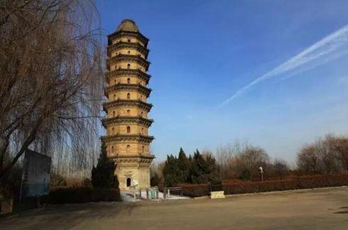 扬州的文峰塔并称运河四大名塔
