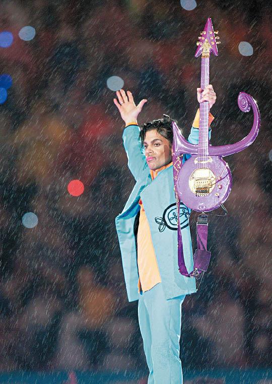 57岁Prince预告成真 曾打救命针倒毙寓所 [有看点]
