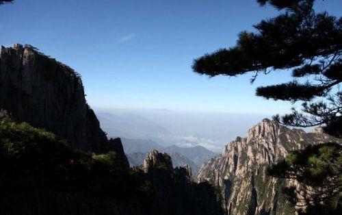 畅游国内名山 离天空最近的地方