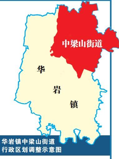九龙坡行政区划调整 石桥铺街道一分为二