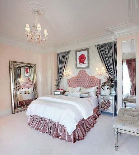 一套优雅的欧式家居设计