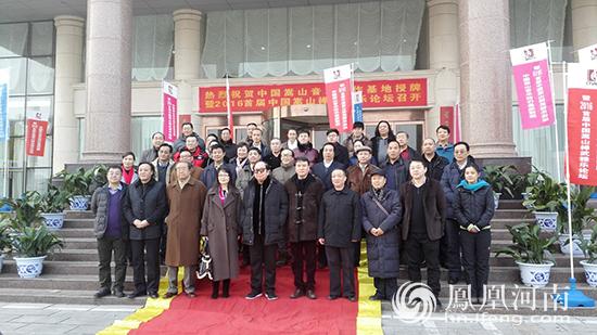 中国知名音乐家齐聚登封 共话嵩山禅武雅乐新发展