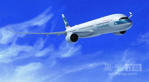 3营运航班,开办往返马尼拉,曼谷,新加坡及上海的客运及货运包机航班.