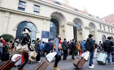 今年春运40天 青岛预计发送旅客919.8万人次