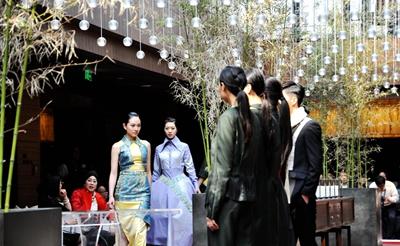 2015中国青岛国际时装周圆满落幕 展会成效创新高