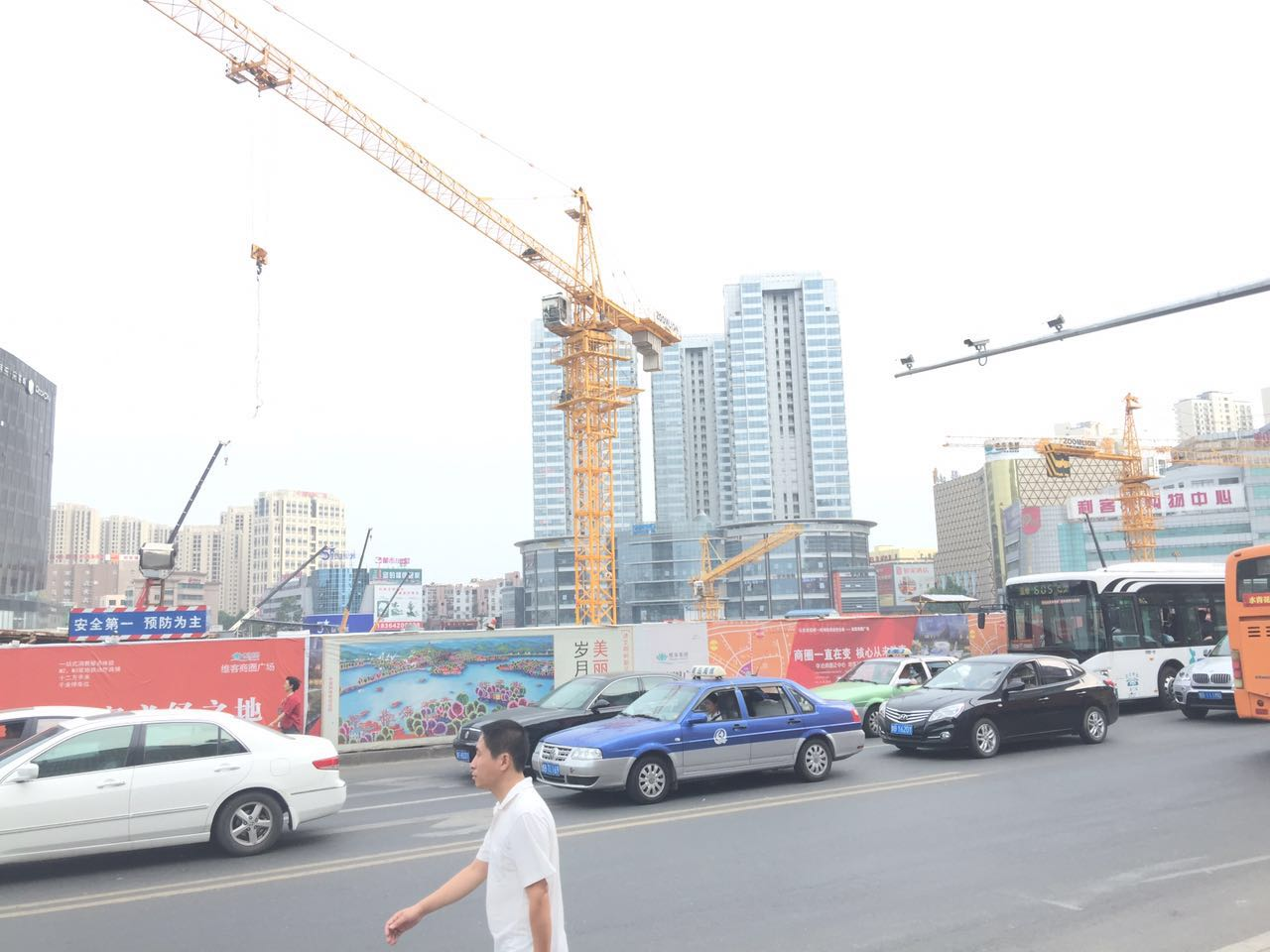 联商巡店:探店青岛和谐广场 纵观李沧商圈
