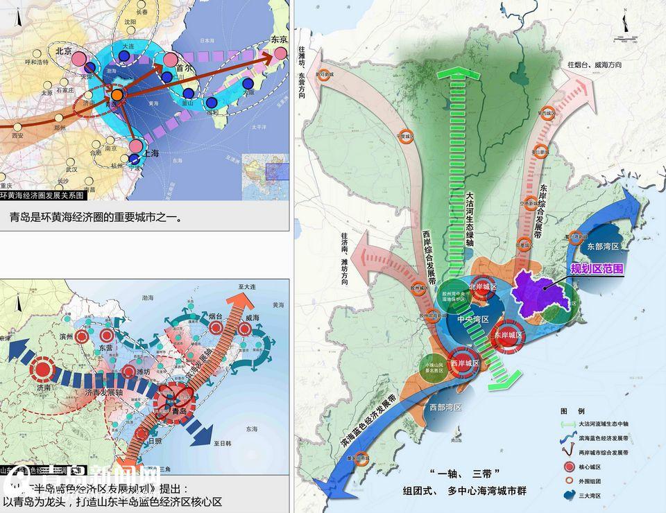 青岛世园新区规划三区 2020年可容纳40万人(图)