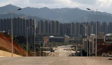 媒体称去年国内出现12座新鬼城 楼房空置率极高