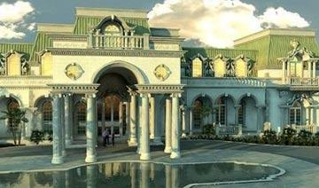 8.7亿全美最贵豪宅 世界最奢华的10大私人豪宅