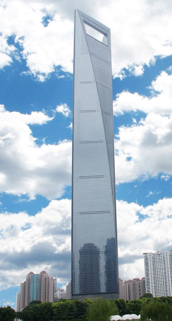 全球前十高楼中国独占六席 天价造价令人乍舌