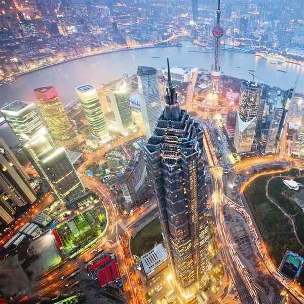 全球前十高楼中国独占六席 天价造价令人乍舌 高楼 房产