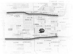 """北京方庄房价一夜回到限购前 白领""""肠子悔青""""(图)"""