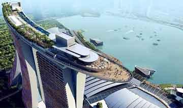 全球令人震惊的酒店设计