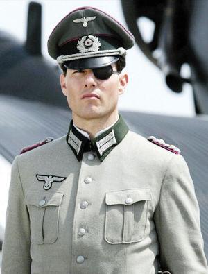 《刺杀希特勒》的主人公斯陶芬贝格 资料图