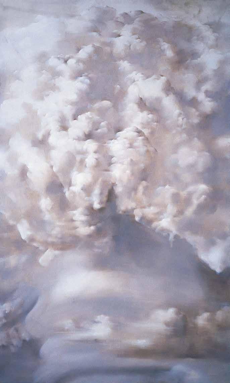 祥云 祁峰 /  Auspicious Clouds Qi Feng / 300cm×180cm