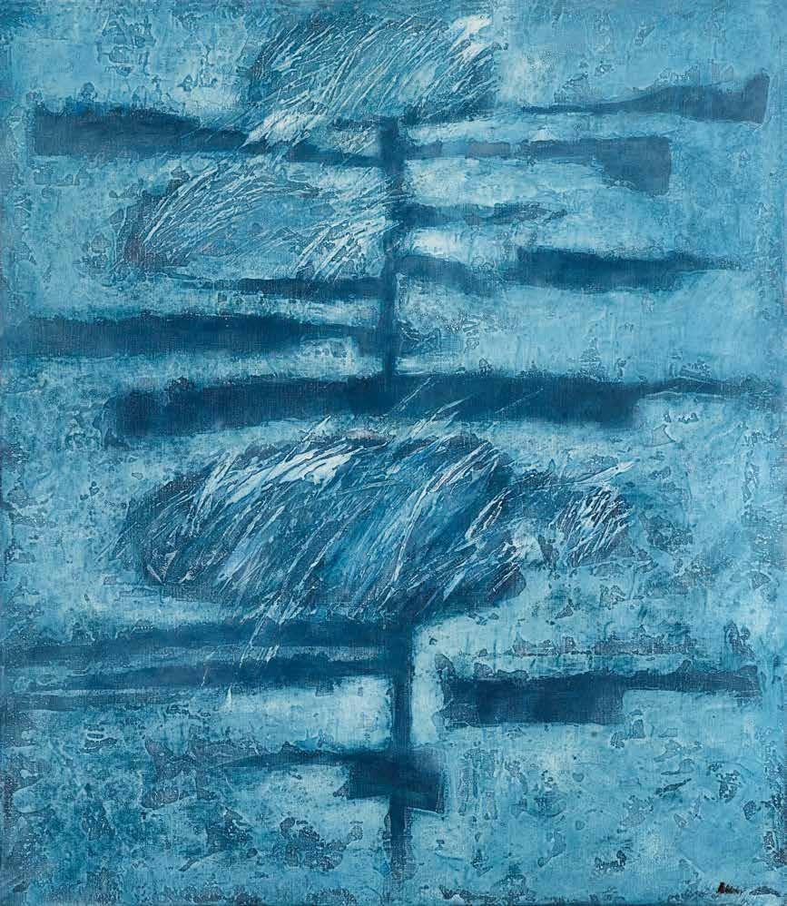 石碑5 伊曼纽尔·拉尼(捷克) /  Stele Ⅳ Emanuel Ranny (Czech) / 115cm×100cm