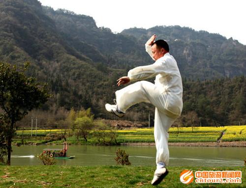 黄山:下个周末到齐云山欢乐体验长三角运动休