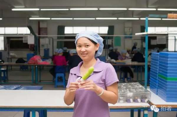 18万斤情趣用品使用双十一硅胶娃娃生产过程详解情趣用品备战图片