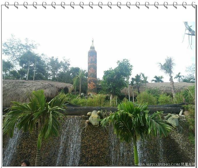 海南三亚6日游记--槟榔谷,热带森林公园,亚龙湾,植物园