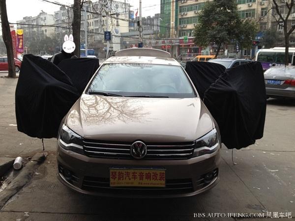 发动机噪音是每台车子都有的通病,大众宝来尤为突出,车主柳总就是冲他