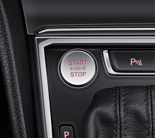 一键式启动功能,用户只需触碰一键式启动按钮
