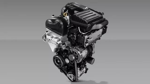 全新宝来1.4TSI车型搭载的EA2111.4TSI发动机 拥有涡轮增压系统、燃油缸内直喷技术和可变气门正时技术等功能 在5000转/分时,输出功率即达到最大值96kW 在1400~3500转/分的低转速范围内 可持续输出高达225N•m的磅礴峰值扭矩