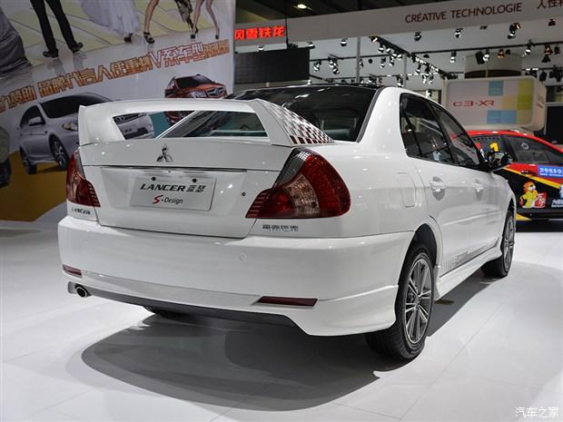 东南三菱蓝瑟s-design 优惠20000元
