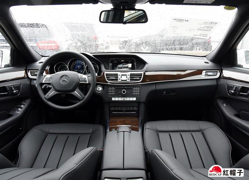 奔驰E200L 红帽子最高优惠5.5万元