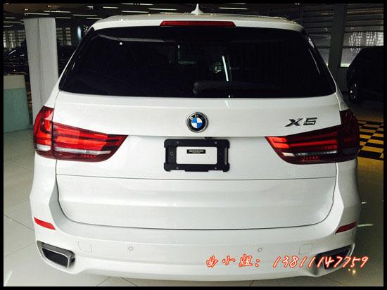 15款美规宝马x5北京中秋节优惠