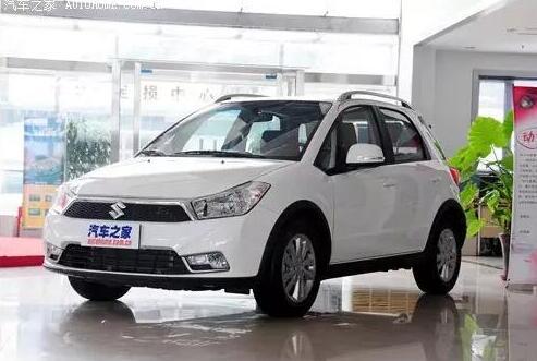 长安铃木汽车真正做到环保的车型!