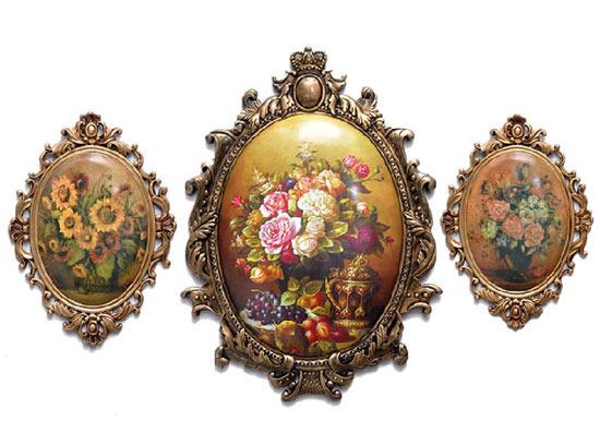 欧式英伦古典花纹边框