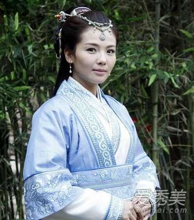 2015古装美女pk:刘涛赵丽颖baby颜值排行榜
